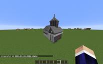 Simple Gothic Monastery