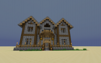 Survival island house