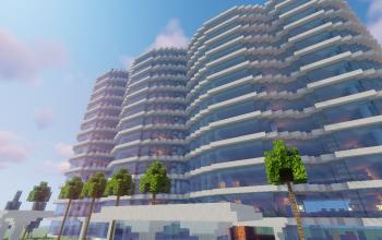 Modern Building Map + Schematics