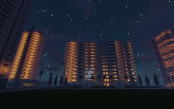 Modern Downtown