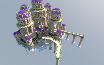 The Sky City of Athalux