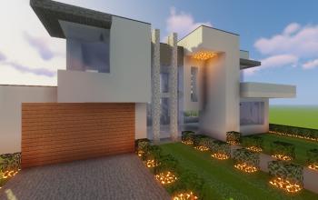 Modern House #94