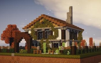 Wood house (fixed !)