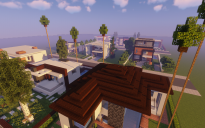 Modern Neighborhood Map + Pack #6 (10 Houses)