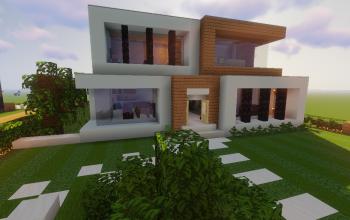 Modern House #96