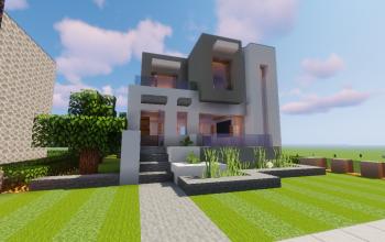 Modern House #98