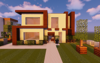 Modern House #100