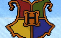Hogwarts Pixel Art