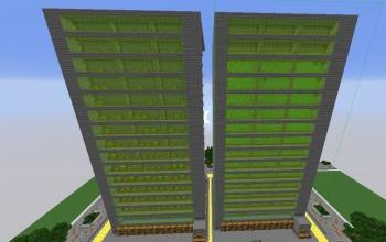 Lagg Optimized Melon/Pumpkin Farm 1.12.2