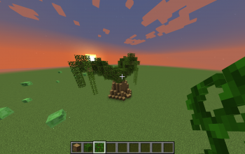 Custom Oak Tree