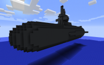 modern tactical german submarine class 212A - schematic download
