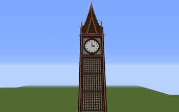 Medieval Town Collection 1 Clocktower