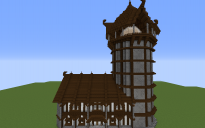 Medieval Town Collection 1 Lighthouse