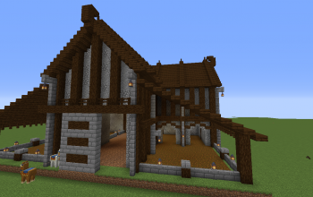 Medieval Town Collection 1 Barn 1