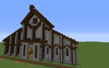 Medieval Town Collection 1 Barn 2