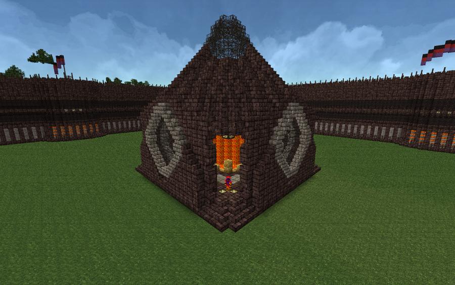 evil shrine  creation  1645