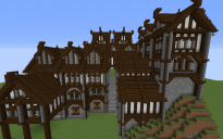 Medieval Town Collection 1 Building 4