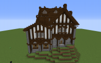 Medieval Town Collection 1 Building 8