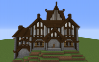 Medieval Town Collection 1 Building 9