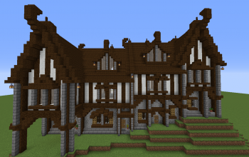 Medieval Town Collection 1 Building 13