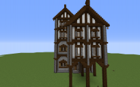 Medieval Town Collection 1 Building 17