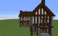 Medieval Town Collection 1 Building 21