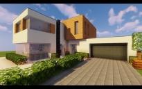 Modern House #107