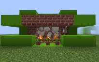 Mechanical fireplace
