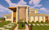 Modern House #112 (Map + Schematic)