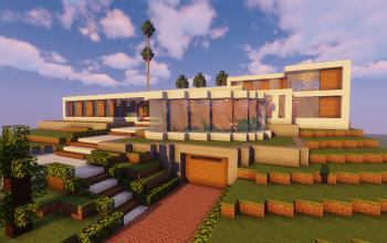 Modern Mansion #2