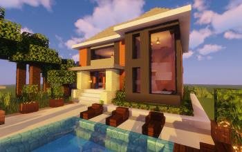 Modern House #114