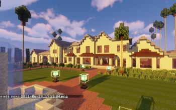 Modern Mansion #3