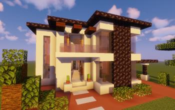 Modern House #117