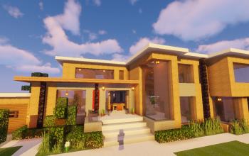 Modern House #118