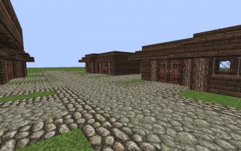 Small Rustic Village