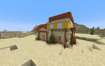 Desert House (Small)