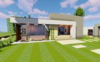 Modern House #52