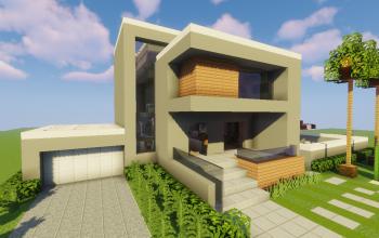 Modern House #53