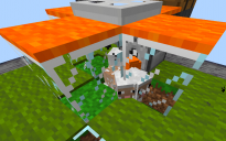 Automatic wool farm 16 tiers