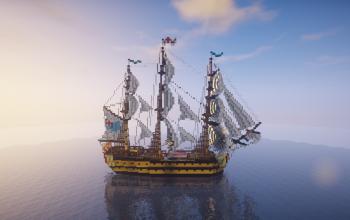 HMS Vanguard (Updated version)