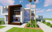 Top 5 Modern House #4 (Map + Schematic)
