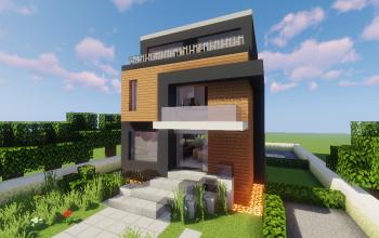 Top 5 Modern House #2 Pt2