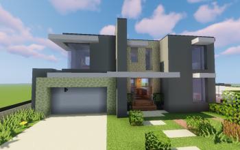 Top 5 Modern House #5 Pt2