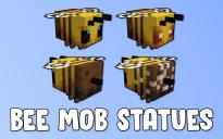 Bee Mob Statues