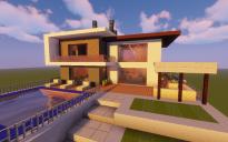 Top 5 Modern House #1 Pt 3