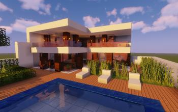 Top 5 Modern House #2 Pt 3