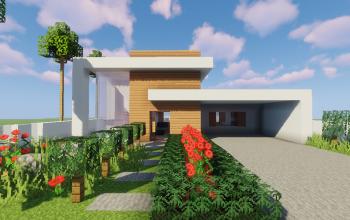 Top 5 Modern House #4 Pt 3