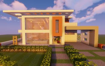 Top 5 Modern House #5 Pt 4
