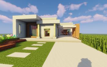 Top 5 Modern House #3 Pt 4