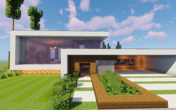 Top 5 Modern House #1 Pt 4